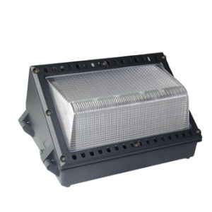 AC110-277V IP68 40W LED Wall Pack Light Lamp Outdoor LED Wall Mounted Light Lamp Equivalent 400W Traditional Wallpack Lamp pictures & photos