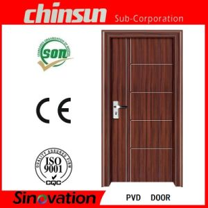 2017 New Design PVC Doors pictures & photos