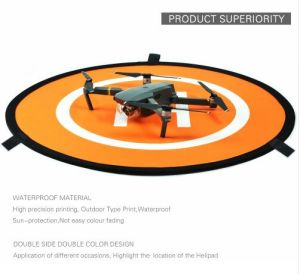 Pgy Mini Fast-Fold Landing Pad 75cm Dji Mavic PRO Phantom 3 4 Inspire 1 RC Drone Gimbal Quadcopter Helicopter Parts Accessories pictures & photos