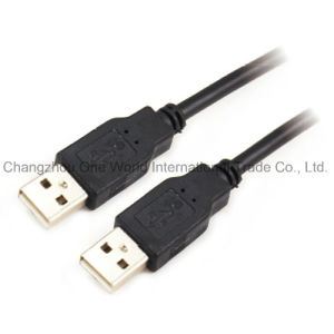 USB 2.0 A Male To A Male Cable pictures & photos
