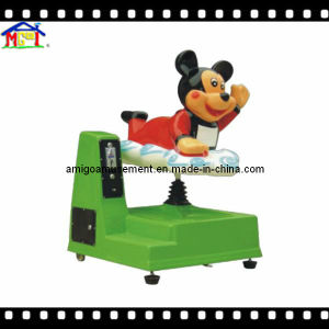 Swing Car for Baby Fun Kiddie Ride Sea Lion pictures & photos