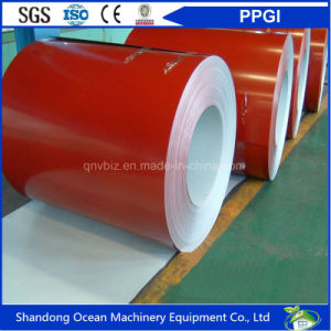 China Color Prepainted Gi Steel Coil / PPGI / PPGL/ Color Coated Galvanized Steel Sheet in Coil pictures & photos