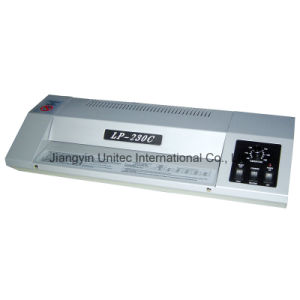 Office Hot Selling Pouch Laminator Laminating Machine Lp-230c/Lp-330c