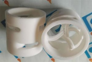 PTFE Pall Ring 50mm X 2mm X 50mm pictures & photos
