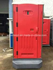 Low Cost Convenient Mobile Prefabricated/Prefab Republic Toilet/Container House for Hot Sale pictures & photos