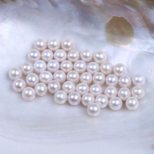 Round Freshwater Pearl Loose Pearl pictures & photos