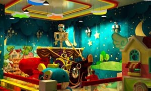 Funny Kids Indoor Playground for Sale pictures & photos