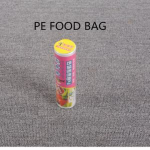 Custom Plastic PE Food Packing Bag for Food Packaging pictures & photos
