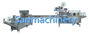 High Quality Wet Wipes/Wet Tissue Making Machine with Ce (WL-60) pictures & photos