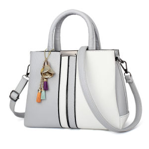 Fashion Style Hand Bag PU Leather Women Handbags pictures & photos