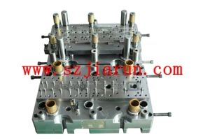 Customize High Speed Punch Stamping Mould for Crimp Terminal pictures & photos