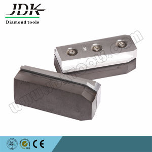 Jdk Diamond Abrasive Fickert Without Flume for Granite Grinding pictures & photos