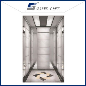Machine Room Gearless Commercial Passenger Lift Elevator for Hotel Hot pictures & photos