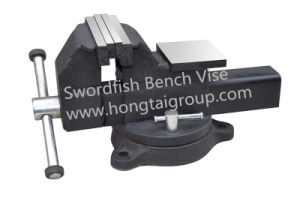 Swordfish Bench Vice All Steel Bench Vise pictures & photos