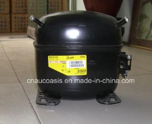 R404A 1/2HP Sc15cl Secop Refrigerator Compressor pictures & photos