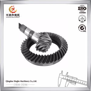 High Quality Custom CNC Machining Cast Bevel Gear pictures & photos