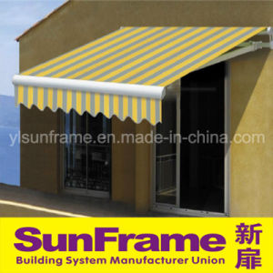 Retractable Awning Made in Aluminum pictures & photos