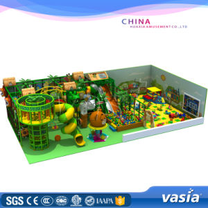 2017 Jungle Theme Park Soft Indoor Playground by Vasia pictures & photos