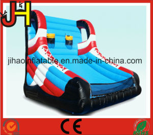 Shooting Game, Inflatable Basketball Hoop Game pictures & photos
