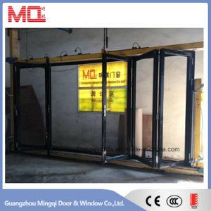 Guangzhou Factory Aluminum Exterior Folding Door pictures & photos