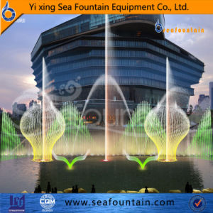 Seafountain Design Computer Control Multimedia Music Lake Floating Fountain pictures & photos