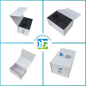 Luxury Foam Insert Magnetic Cardboard Gift Box Packaging pictures & photos