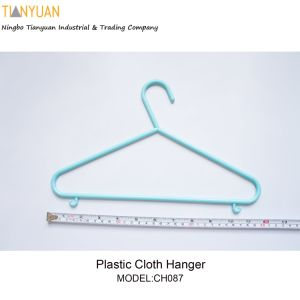 Plastic Clothes Hanger pictures & photos