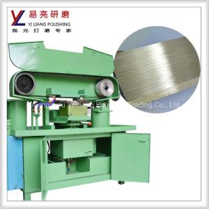 Satin Buff Machine for Aluminium Alloy Drawing