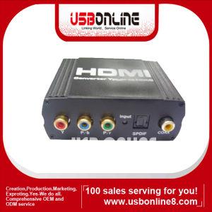 Yuv+Spdif to HDMI Converter (WSS-HDCYUV)