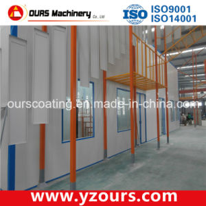 Overhead Continuous Painting Conveyor Line pictures & photos