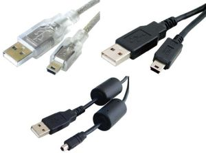 Computer USB Cable - Printer Cable pictures & photos