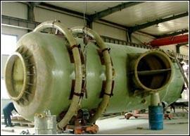 FRP Process Equipment Tank (Set) pictures & photos