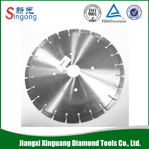 450mm Diamond Small Saw Blade for Cuttiing Block Saw Blade pictures & photos