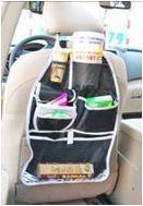Good Quality Car Trunk Organizer, Car Seat Back Organizer