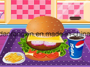 One Side PE Coated Paper for Fast Food Packaging pictures & photos