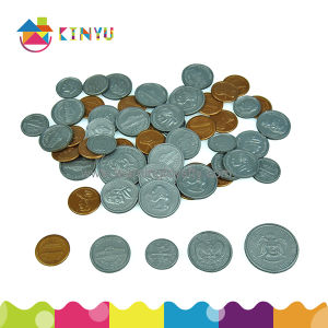 Learning Educational Toy Plastic Manipulative Coins pictures & photos