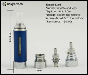 China Wholesale Kangertech Evod Atomizer with Factory Price pictures & photos