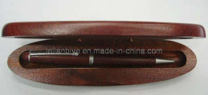 Rose Wooden Pen with Wooden Box (LT-C209) pictures & photos