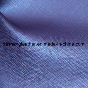 Hot Selling PU Synthetic Leather Textiles Leather Products (C-161) pictures & photos