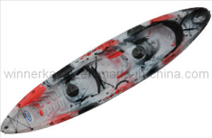 Double Sit on Fishing Kayak (NEREUS I) pictures & photos