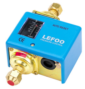 Differential Pressure Control (0.5-6Bar) Lf5d