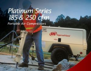 Ingersoll Rand/ Doosan Portable Screw Compressor, Compressor, Air Compressor (P185WJD XP185WJD P250WJD) pictures & photos