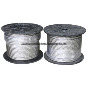Stainless Steel Wire Rope (7x19-3.2) pictures & photos
