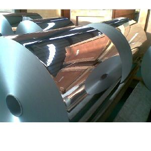 High Light Mirror Aluminum Sheet on Stock