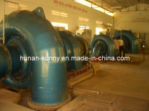 Small Francis Hydro (Water) Turbine-Generator / Hydropower Turbine/ Hydroturbine pictures & photos
