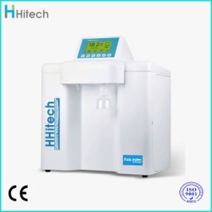 Ultrapure Water Unit for Laboratories Using up to 100 Liter Per Day