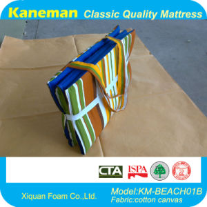 Portable Foam Mattress for Camping pictures & photos