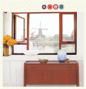 High Quality Made in China Aluminium Casement Window (pH-8846) pictures & photos