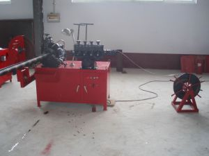 Prestressing Duct Forming Machine (DDP-120)