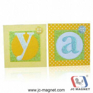 High Quality Acrylic Fridge Magnet pictures & photos
